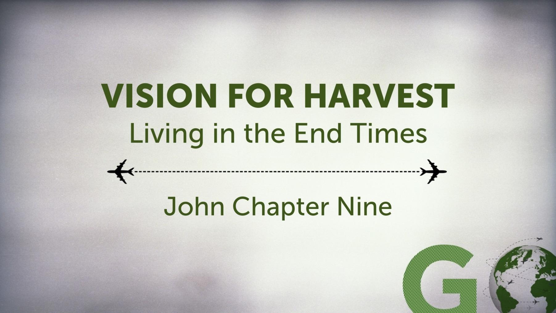 Vision for Harvest